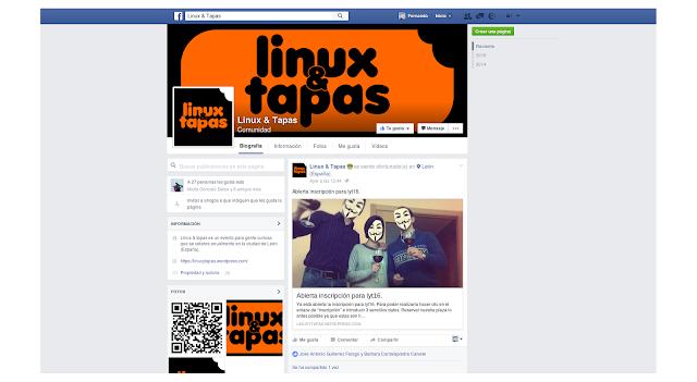 https://www.facebook.com/linuxytapas/