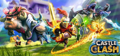 Castle Clash Apk + Data for Android