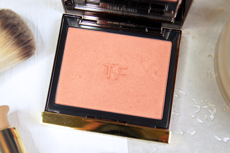 tom ford makeup haul love lust blush review swatches