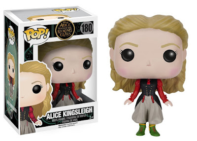 TOYS : JUGUETES - FUNKO POP  Alicia a través del espejo - Alicia | Figura - Muñeco  Alice Kingsleigh : Alice Through the Looking Glass  Producto Oficial Pelicula 2016 | A partir de 3 años  Comprar en Amazon España & buy Amazon USA