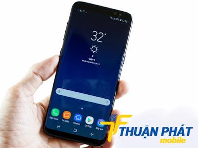 Mẹo chỉnh nhanh độ nhạy cảm ứng cho Samsung S8 Plus