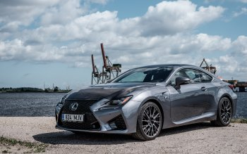 Wallpaper: Lexus RC-F