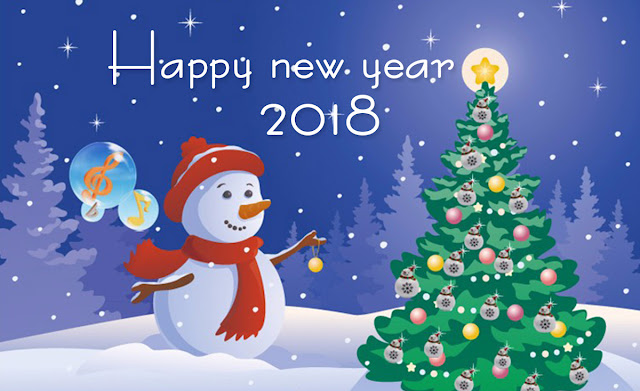 Happy New Year 2018 Images,