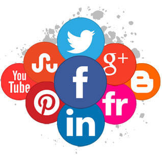 Facebook Twitter Social Media Marketing for Business