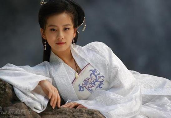 Cecilia Liu 2009 drama Tale of the Orient Serpent