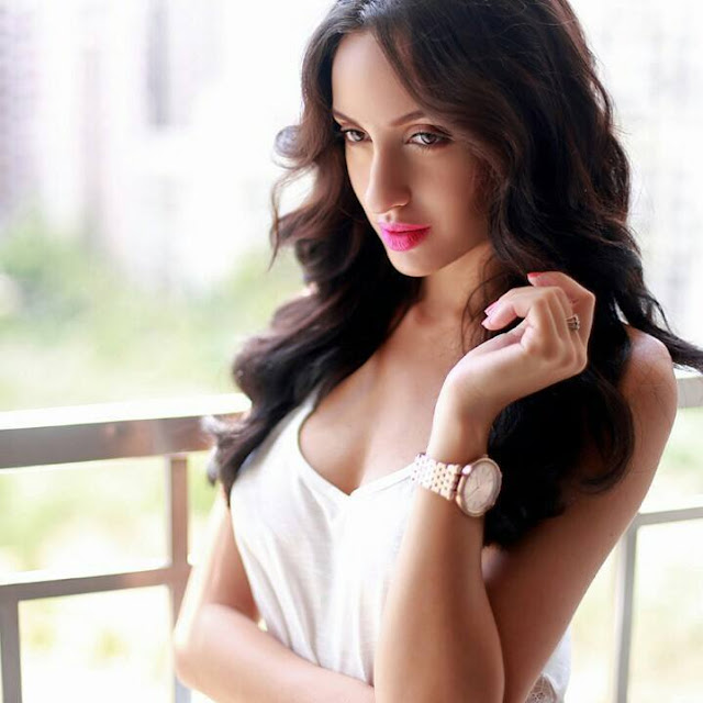Nora Fatehi Lips