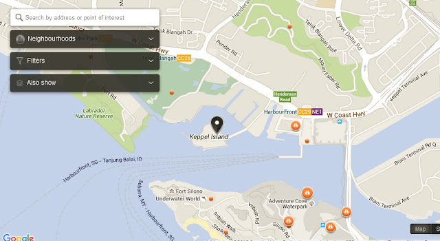 Keppel Bay Sailing Academy Singapore Map,Map of Keppel Bay Sailing Academy Singapore,Tourist Attractions in Singapore,Things to do in Singapore,Keppel Bay Sailing Academy Singapore accommodation destinations attractions hotels map reviews photos pictures