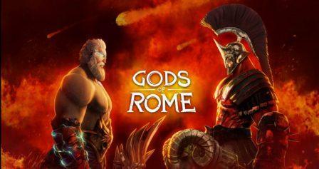 Gods Of Rome Gameloft Mod Apk