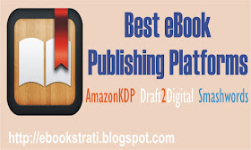 The 3 best eBook publishing and distribution platforms
