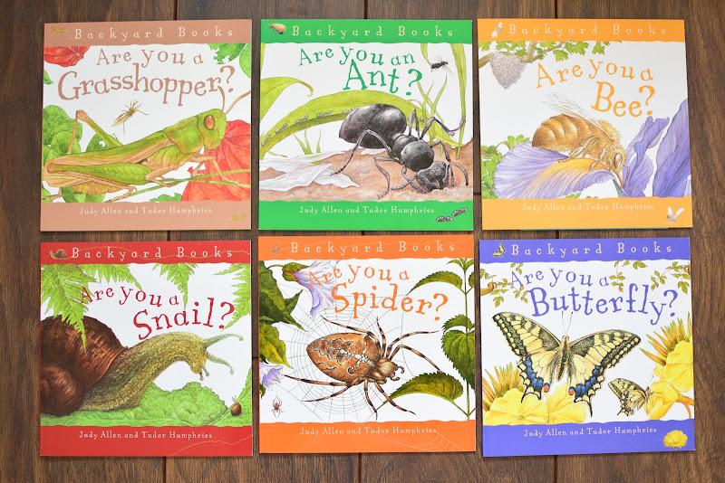 Backyard Books Series