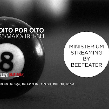 Ministerium Streaming By Beefeater - A Última Sessão