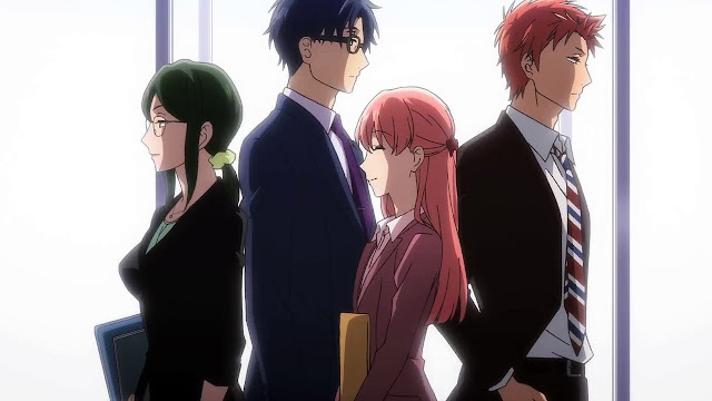 Download OST Opening Ending Anime Wotaku ni Koi wa Muzukashii Full Version