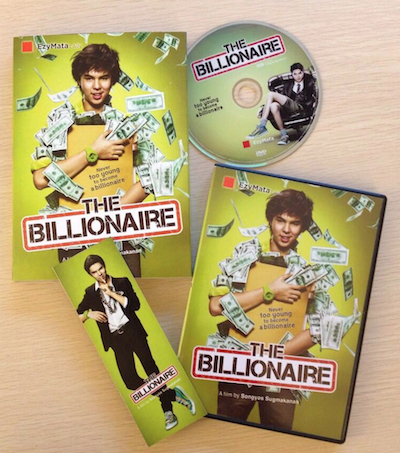 the billionaire top ittipat
