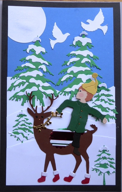 Charmingly Creative: Reindeer Ride - photo#29