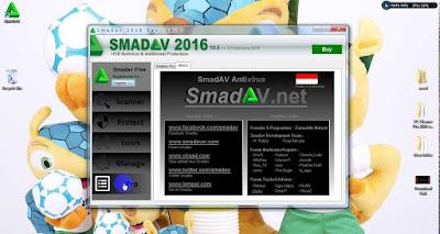 SMADAV PRO TERBARU 2016 Rev 10.5
