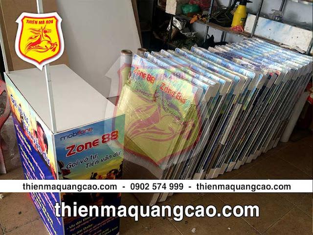 Sản xuất quầy bán hàng lắp ráp giá rẻ tại HCM