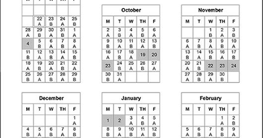 Alpine School District Calendar   School Year 2017 2018 Kreative