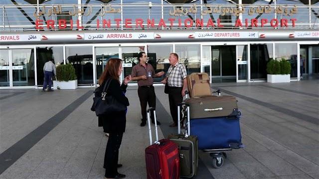 Baghdad extends Kurdistan international flight ban over independence referendum
