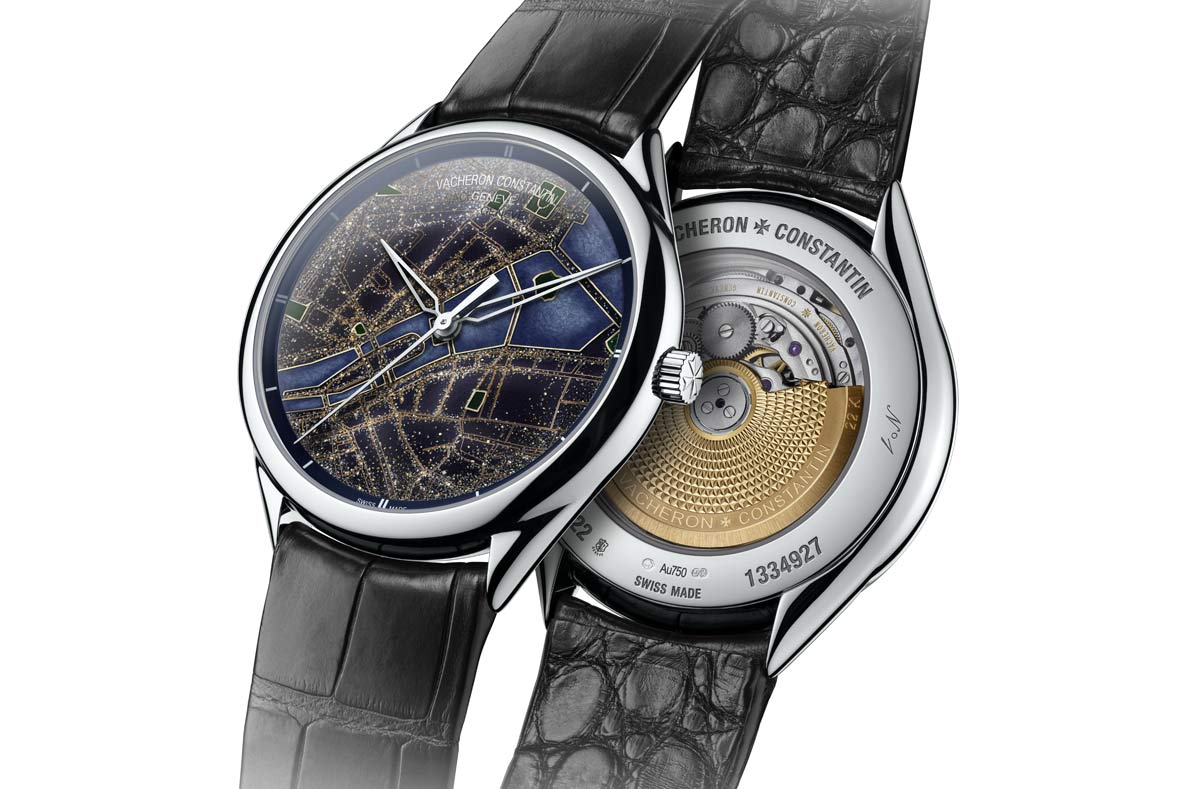 Vacheron constantin metiers d art villes lumieres news for Club piscine st constant