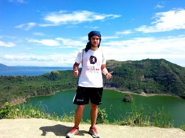 Taal Volcano in Batangas