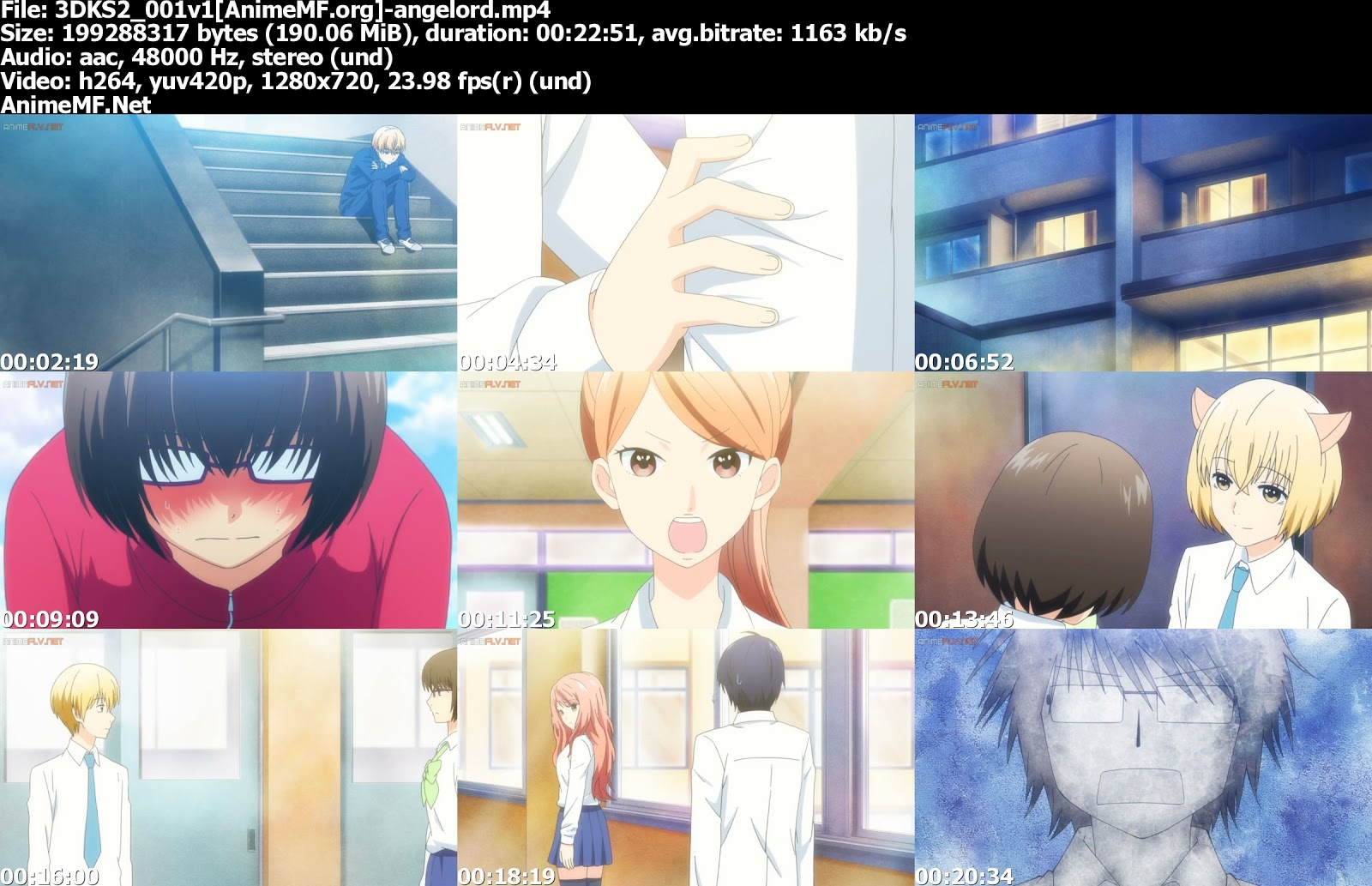 3D Kanojo: 2nd Season
