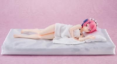 """Ram """"Sleep Sharing"""" Ver. 1/7 de """"Re: Zero Kara Hajimeru Isekai Seikatsu"""" - Kadokawa"""