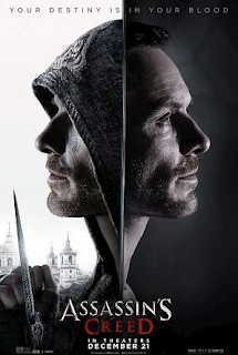 Watch Assassins Creed 2016 Dual Audio 720p HC HDRip 600MB