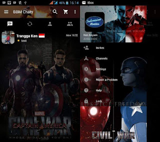 BBM Mod Civil War