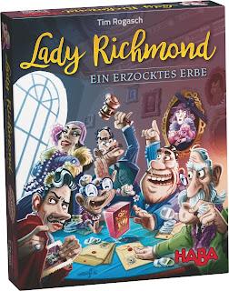 [nonsolograndi] Lady Richmond