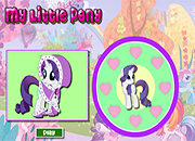 juegos my little pony Music Memory