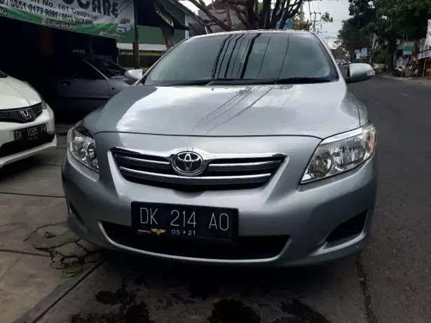 NEW COROLLA 1.8 J MT SEDAN