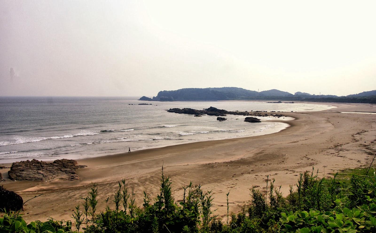 A Walk Around Kyushu, Yowara to Shibushi