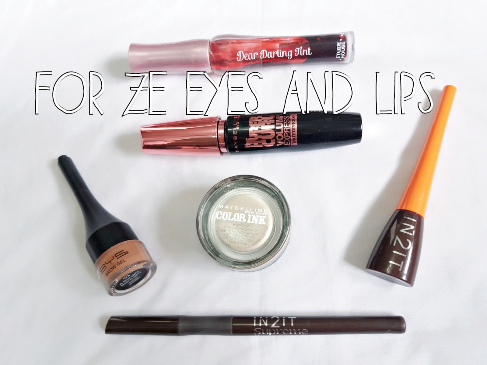 poshmakeupnstuff.blogspot: my affordable make up routine: lips