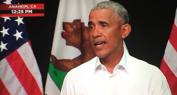 The Thrill Is Gone: Only 750 Turn Out to See Former President Obama in Far-Left California