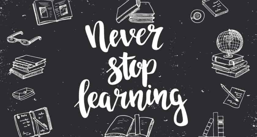 Kenapa Harus Selalu Belajar?