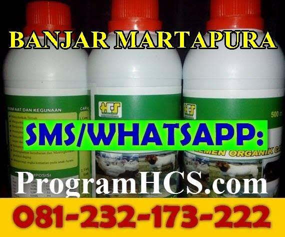 Jual SOC HCS Banjar Martapura
