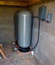 Water Well Pressure Tank Plumbing