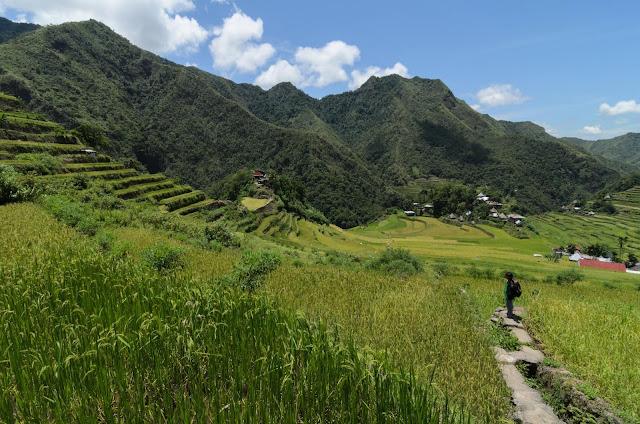 8th Wonder of the World Batad Rice Terraces Ifugao Cordillera Administrative Region Philippines Batad Rice Terraces Local Guide