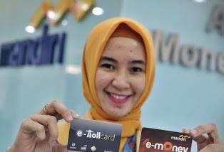 Tempat Yang Bisa Untuk Update Saldo e-Money, e-Toll Card