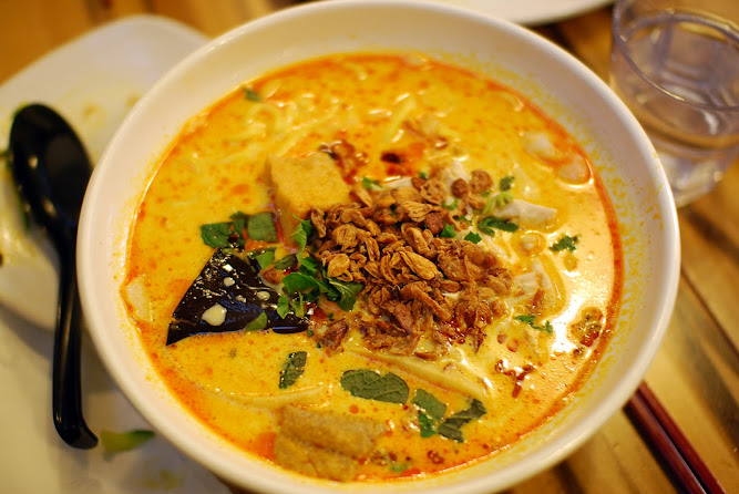 Laksa King Melbourne Flemington Food