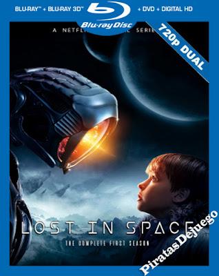 Perdidos En El Espacio Temporada 1 HD 720P Latino