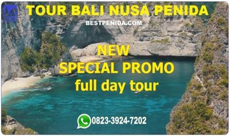 TOUR BALI NUSA PENIDA