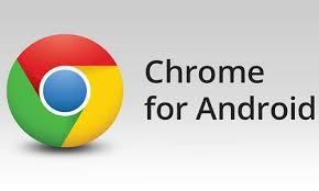Google Chrome pada Smartphone Android