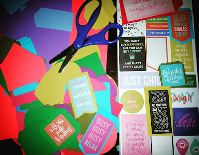 Take What You Need - Inspiration Bulletin Board Ideas