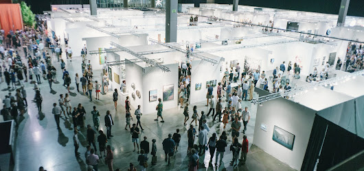 Seattle Art Fair Application: Final Day march 11th