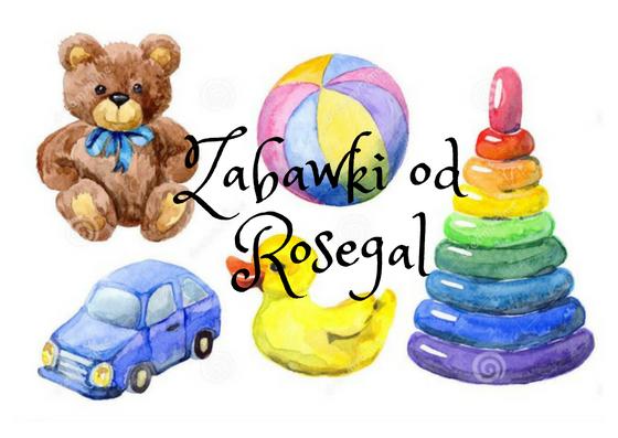Zabawki od Rosegal