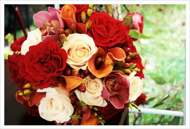 Fall Wedding Flower Ideas