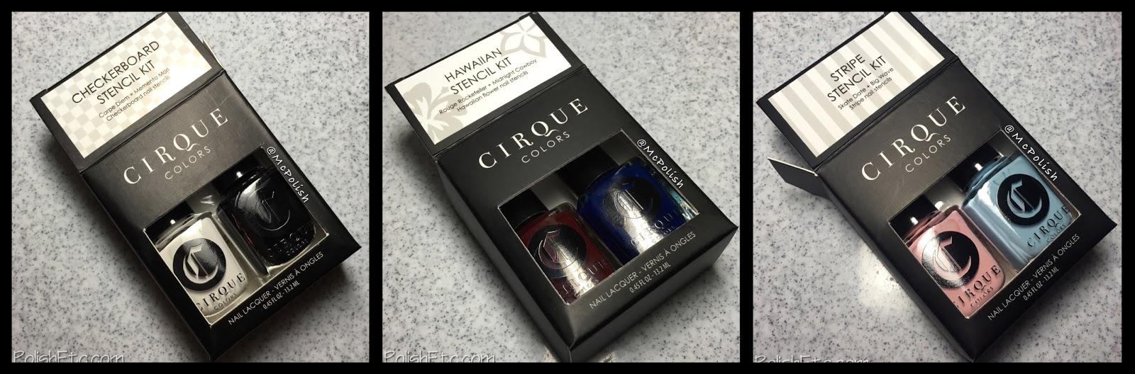 Cirque Colors - Nordstrom x Vans Pop-In Shop Nail Art Kits - Polish Etc.