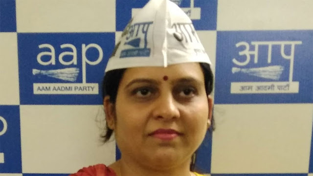 AAP's Gautam Buddh Nagar candidate Shweta Sharma fails to find proposers, nomination rejected