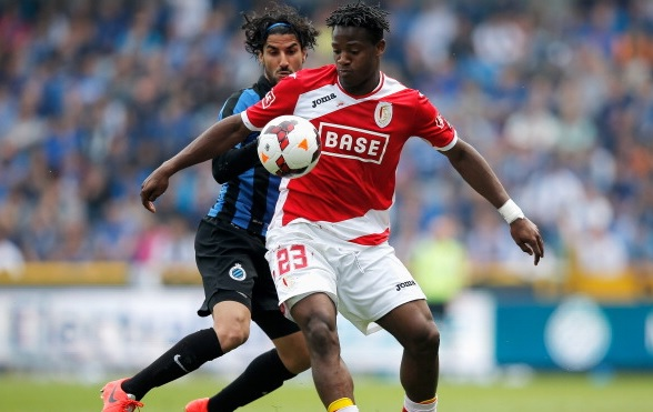 Crystal Palace make £31.5m offer for Michy Batshuayi